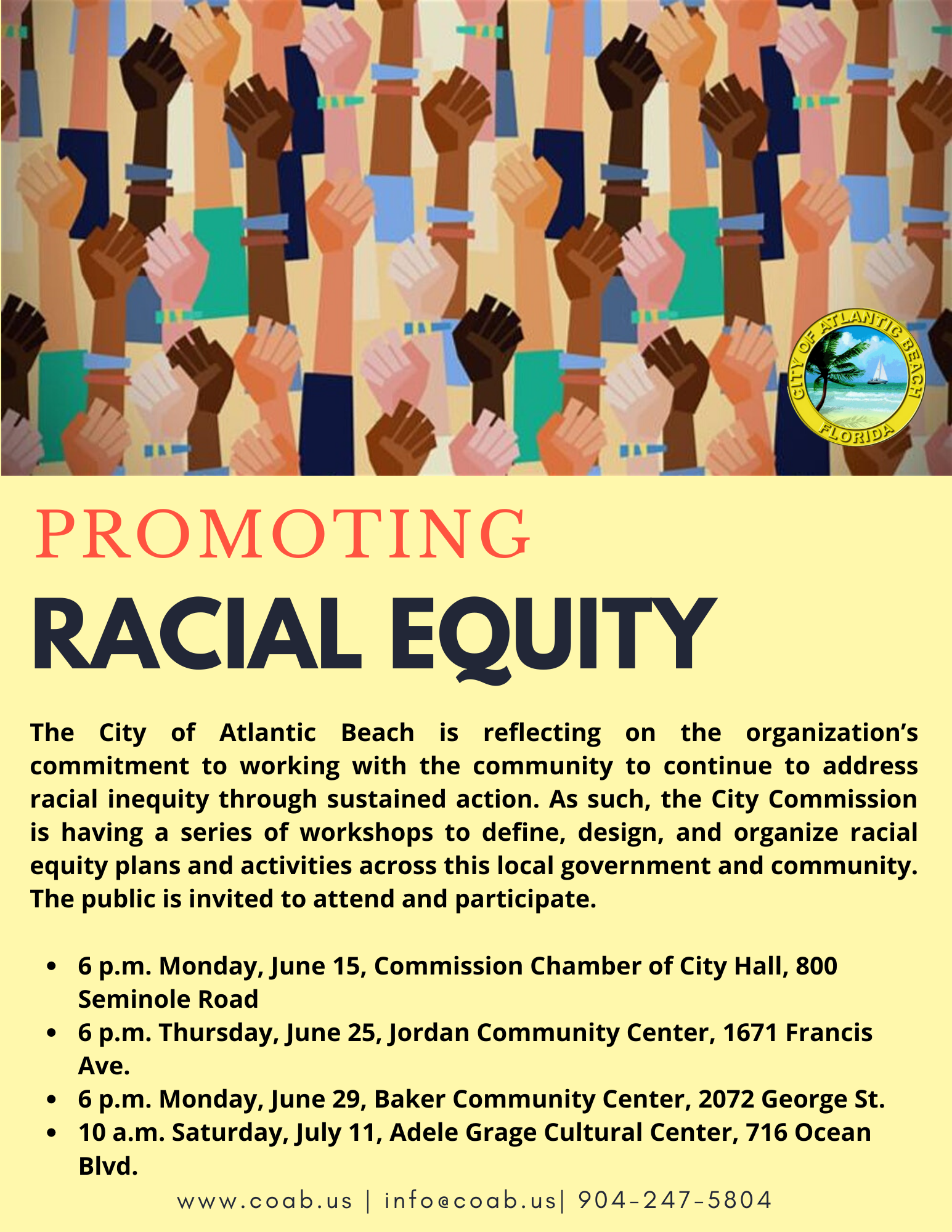 PromotingRacialEquityWorkshops