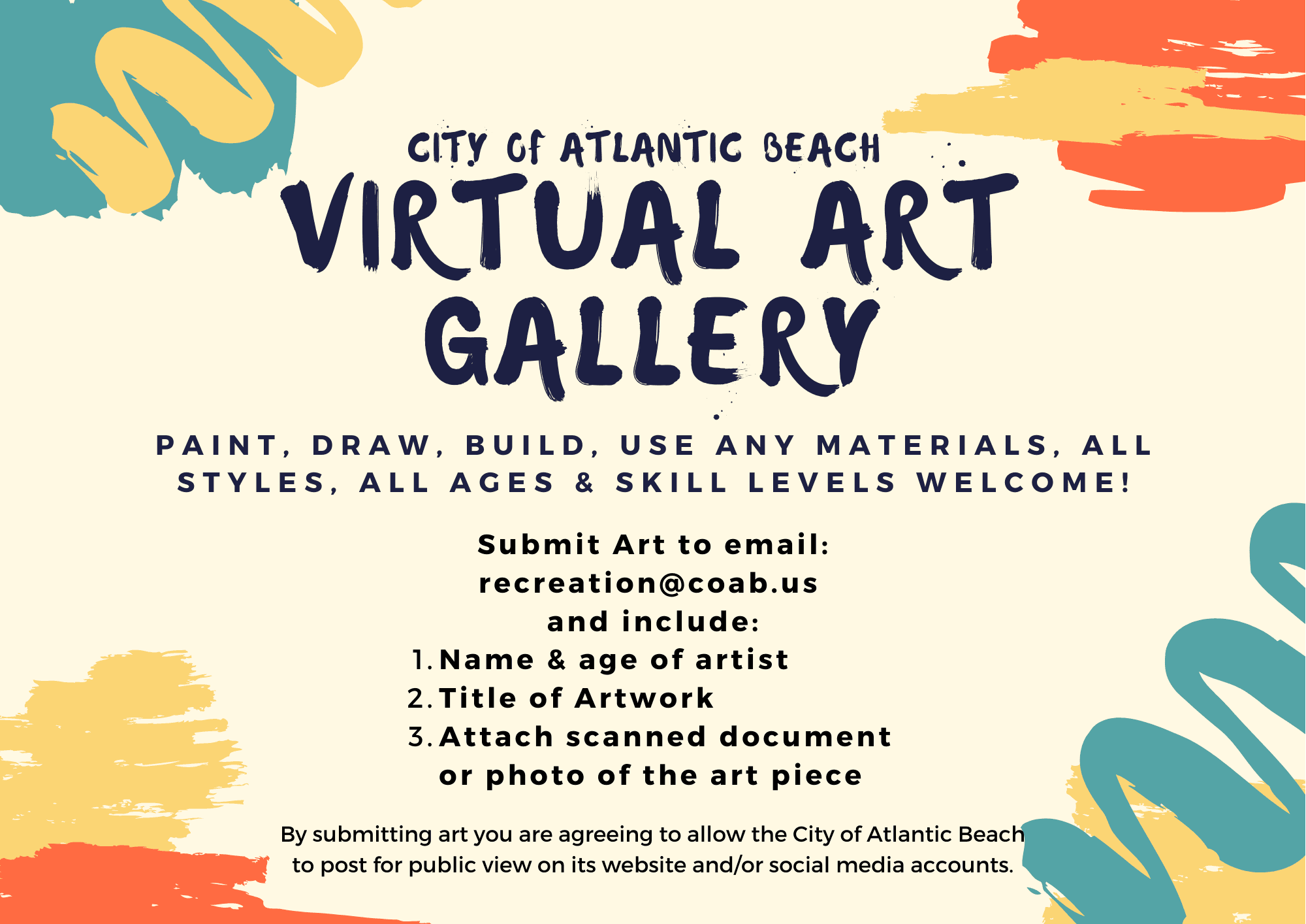 Virtual Art Gallery